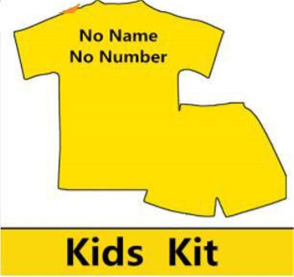 Kit niños sin número de nombre
