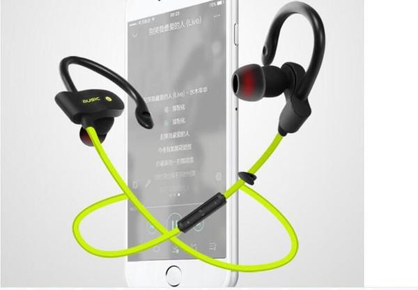 H5 Auricolare Bluetooth Sport con auricolari wireless V4.1 Bassi stereo Auricolari portatili con microfono con auricolari I7S TWS / I8 TWS / I9 TWS