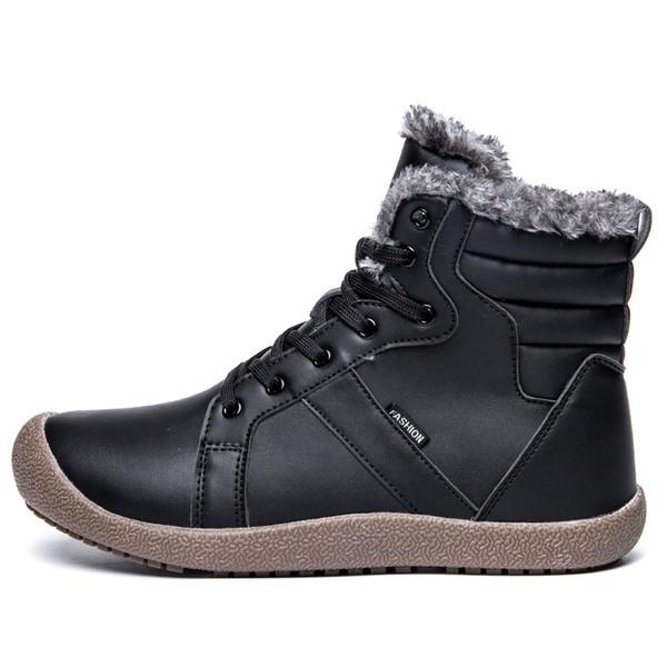 D50 Boot Stiefel Botas Schnee Wasserdichte Großhandel Knöchel Herren Masculina Winter Leichte Mann Männer Regen Schuhe Stiefeletten Warme Y7fb6gy