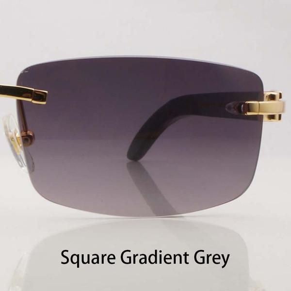 Square GradientGrey