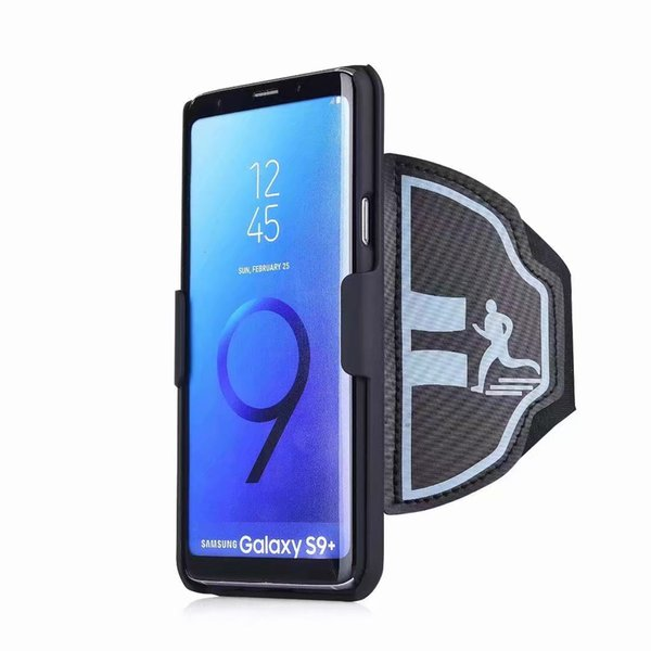 For Samsung Galaxy S9 / S9 Plus Sports Running Arm Band Phone Case Holder  Pouch DH1700023 Cell Phone Cover Cell Phone Wallet Case From Xiaofeileo520,
