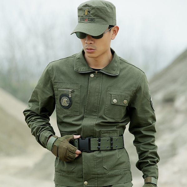 Men's Tactical Jacket Army Military Outdoors Warm Coat Outerwear Jaqueta Masculina Parka Men Winter Cotton Washed Coats Male