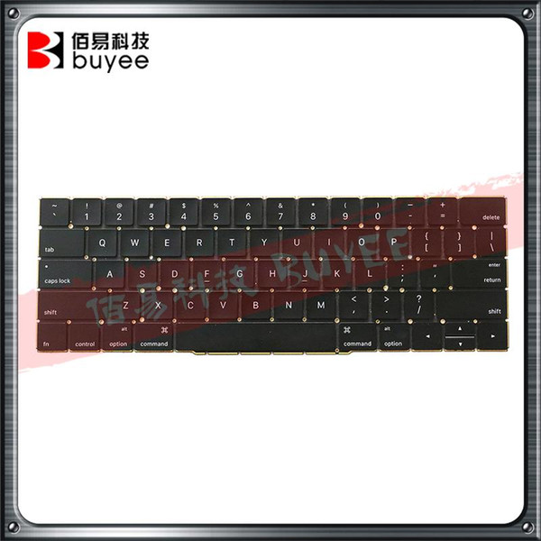 Original New Laptop A1706 US Keyboards For Macbook PRO Retina 13 Inch A1706 Keyboard 2016 Year Replacement