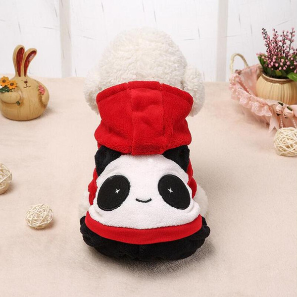 Cute dog clothes Pullover Hoodies Pet Dog Clothes Pet Dog Cat Costume Shirt Sweater Casual Clothing