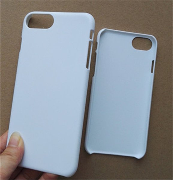 100pcs DHL Free 3D Full Printed Case Customized case For iPhone XR XS XS MAX X 6S 6 7 8 Plus Blank DIY Cover