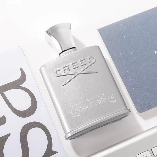 New 18ss Silver Irish creed perfume for men 120ml with long lasting time good smell top quality high fragrance capacity free shipping