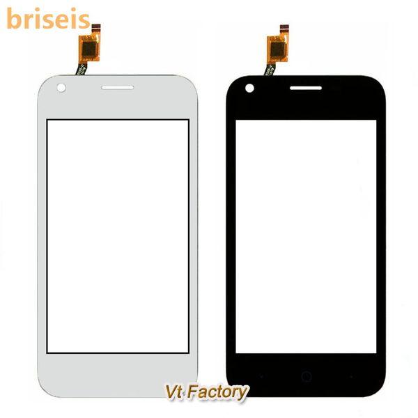 Briseis Touch Sensor pour ZTE Blade L110 Écran Tactile Digitizer Panneau Avant En Verre Capteur Écran Tactile Remplacement Livraison Gratuite