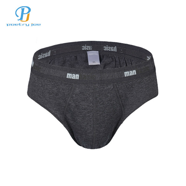 New Hot Men's Briefs Cotton Color Brand Clothing Cheap Men's Underwear Briefs Shorts Factory Wholesale Sexy Underwear Men