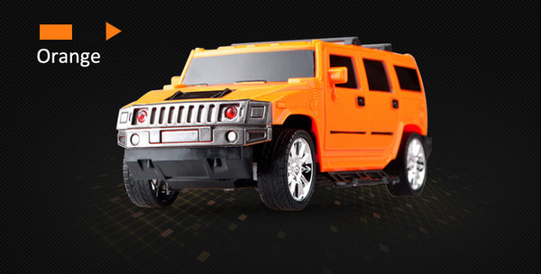 New Design 1 :18 New Gift Large Steering Wheel Electric Toy Rc Suv Car Remote Control Automobile Toys High Speed Model