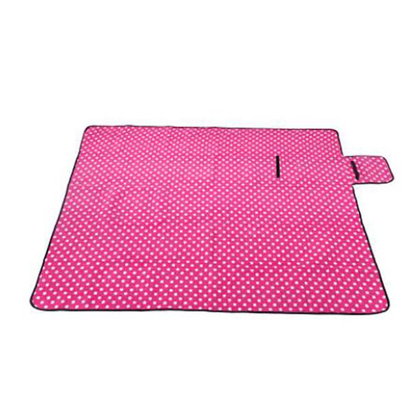 2018 Camping Mat 3 size Foldable Outdoor Pad Picnic Mat Pad Blanket Baby Climb Plaid Blanket Waterproof Moistureproof Beach Mat Free ship