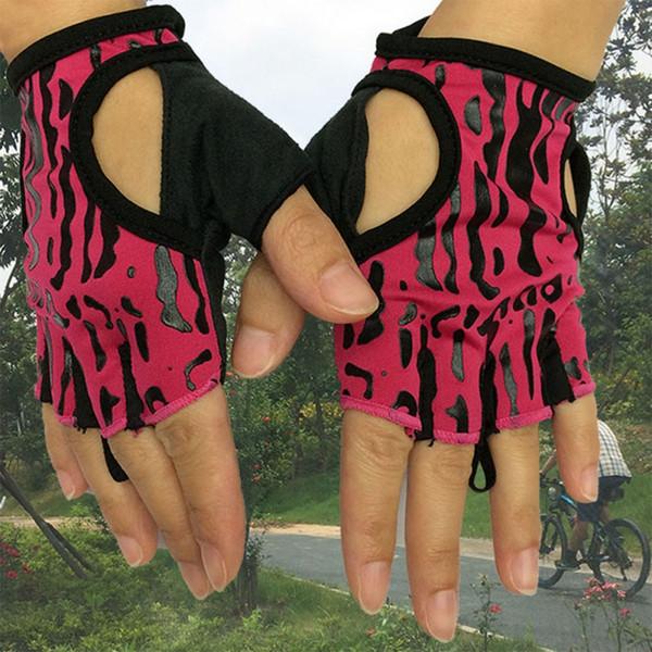 Brand New Women traspirante antiscivolo Guanti leggeri Fitness Training Abbigliamento sportivo protettivo Accessori
