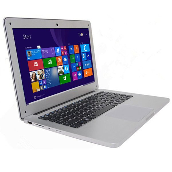 8GB RAM 500GB HDD 13.3 inch cpu Intel J1900 4 Core Windows 10 /7 Game Notebook pc AZERTY Russian Spanish Keyboard