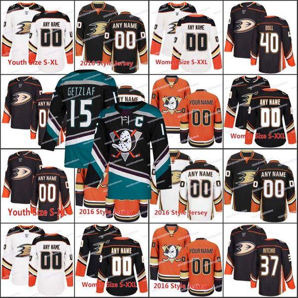 Nouvelle saison 37 Nick Ritchie 18 Patrick Eaves 33 Jakob Silfverberg 25 Ondrej Kase 10 Corey Perry 43 Anton Rodin Anaheim Ducks Jerseys
