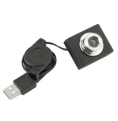 Newest High Quality 1pc Mini USB 5M Retractable Clip WebCam Web Camera Laptop 100% Wholesale Hot Promotion