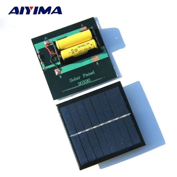 board AIYIMA 1Pcs Panel Battery Charger 1W4V Solar Charging Board Solars Power Bank
