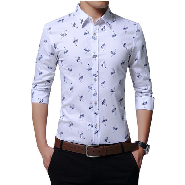 Livraison gratuite Nouvelle Mode Petit Cheval Oxford Hommes Chemises à Manches Longues Hommes automne Chemises Haute Qualité Hommes D'affaires Chemises pur coton (e45
