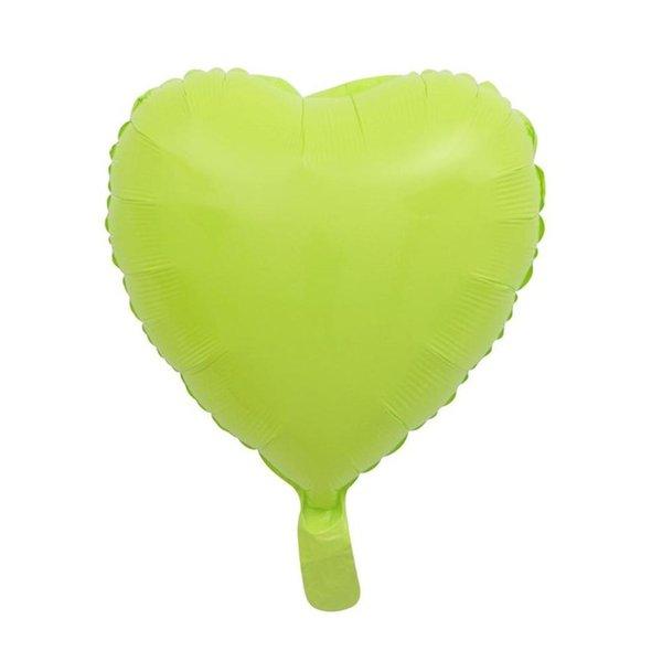 yeşil kalp
