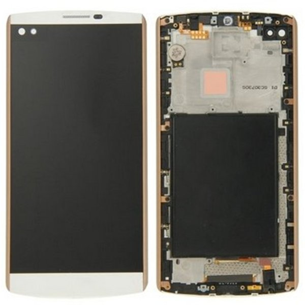 Mobile Cell Phone Touch Panels Lcds Assembly Repair Digitizer OEM Replacement Parts with frame Display lcd Screen For LG V10 H900