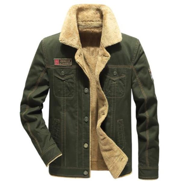 hommes de luxe designer sherpa veste en jean surdimensionné hiver polaire survêtement manteaux décontractés hommes tops plus la taille M-5XL 3 couleurs DHL