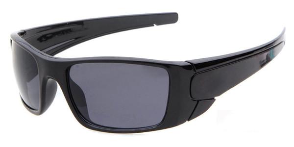 Diseñador de moda clásico deslumbra los vidrios del color 5962 Gafas vendedoras calientes del nuevo estilo para hombre deportes al aire libre de la célula de combustible gafas de sol