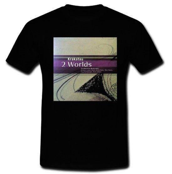 Krakatau 2 Worlds Jazz Raoul Bj?rkenheim Jone Takam Funny T Shirt Men