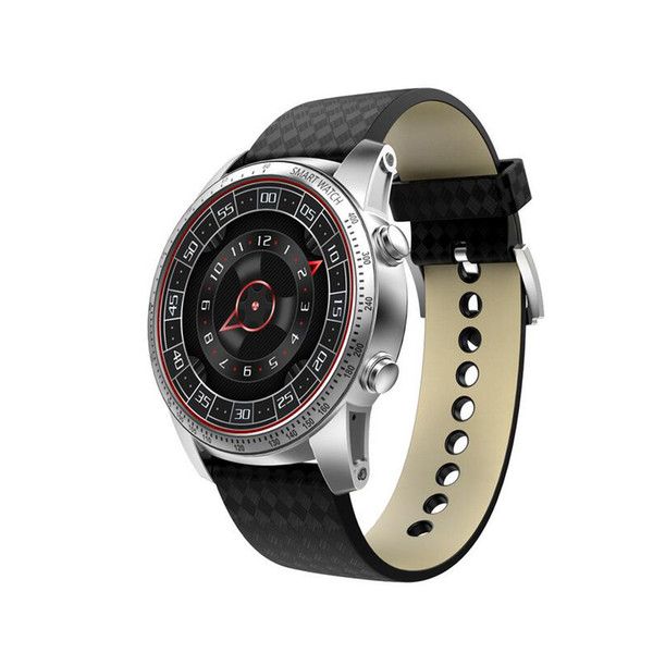KingWear KW99 3G Smartwatch Phone Android 5.1 1.39 inch MTK6580 Quad Core 1.3GHz 8GB ROM Heart Rate Monitor GPS Pedometer