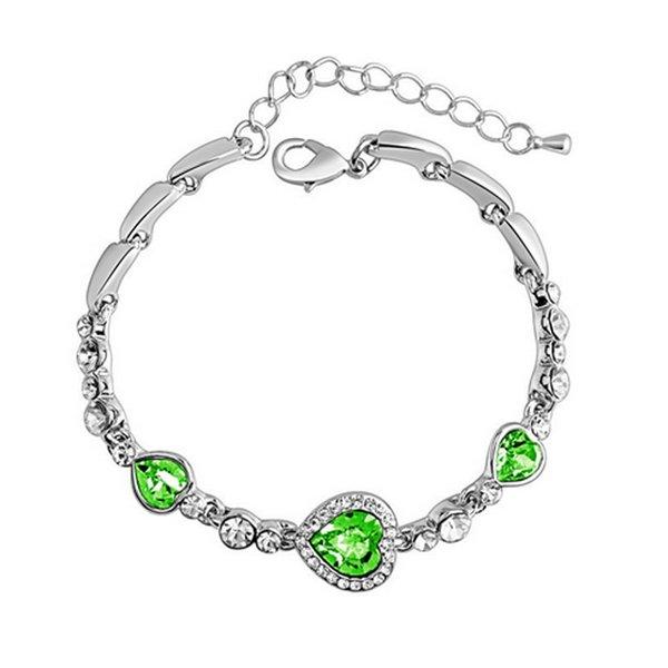 Green + White K