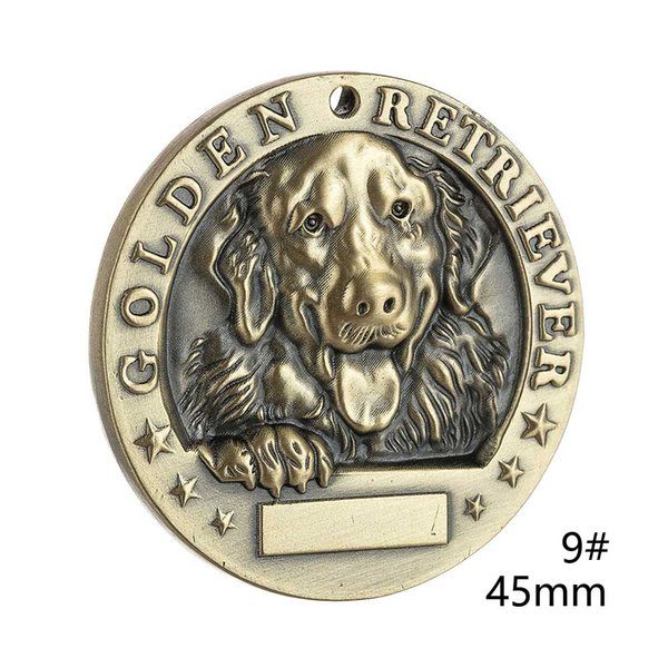 Retriever d'or de # 45mm