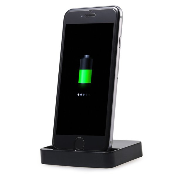 Portable Desktop Data Sync 8 Pin Cradle Dock Charger Charging Station