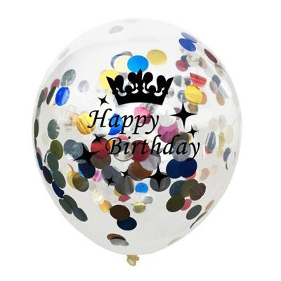 Happy Birthday color