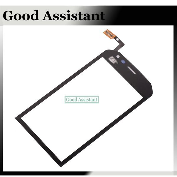 100% Tested NEW High Quality Black 4.7 inch For Caterpillar CAT S40 Touch Screen Digitizer Free shipping