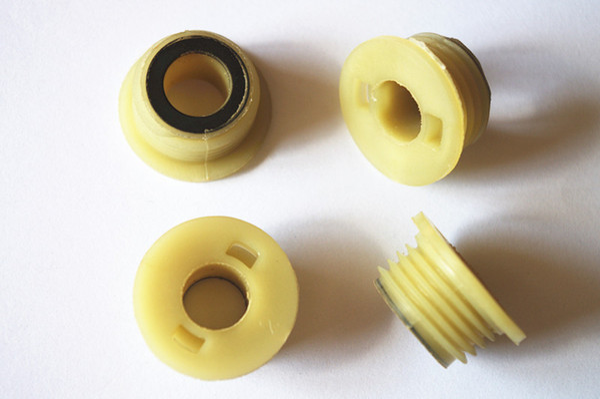 "4X Oil pump worm gear new type for Echo CS260 CS270 CS271 CS280 CS320 CS351 CS-350 CS355T CS2600 TOPSUN 16"" 3600 Chainsaw 36CC chainsaw part"