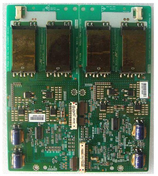 Free Shipping LCD Master/Slave Backlight Inverter Board TV Board Unit For 6632L-0448A 6632L-0449A Screen LC420WX7