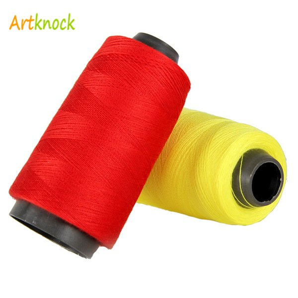 Polyester Machine Embroidery Sewing Threads Hand Sewing Thread Craft Patch Steering-wheel Supplies