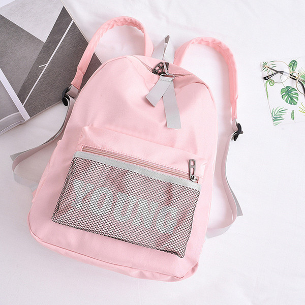 Women Backpack for School Teenagers Girls Campus style Stylish Ladies Backpack Female Printing High Quality Travel backpack