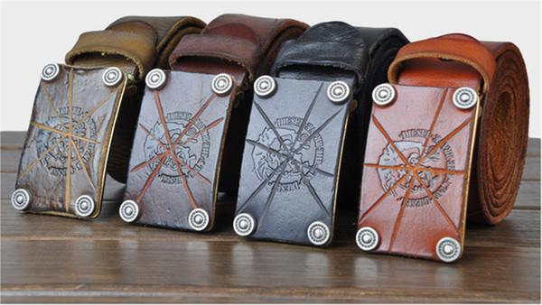 2018 the brand designer will provide highquality luxury jewelry belt highquality luxury leather belt for men and women