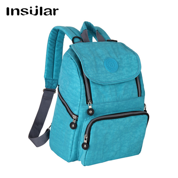855c6fbc41 Diaper bag.NEW Waterproof nylon mother's backpack, shoulder fashion  mother's backpack, pregnant women's waiting period storage bag.