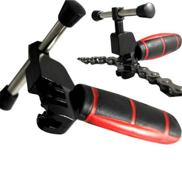 strumenti per ciclo bici Rompitruciolo per bicicletta Rimozione utensile per rimozione ciclo Ciclo solido Strumenti di riparazione Dispositivo di ripartizione del perno della catena della bicicletta