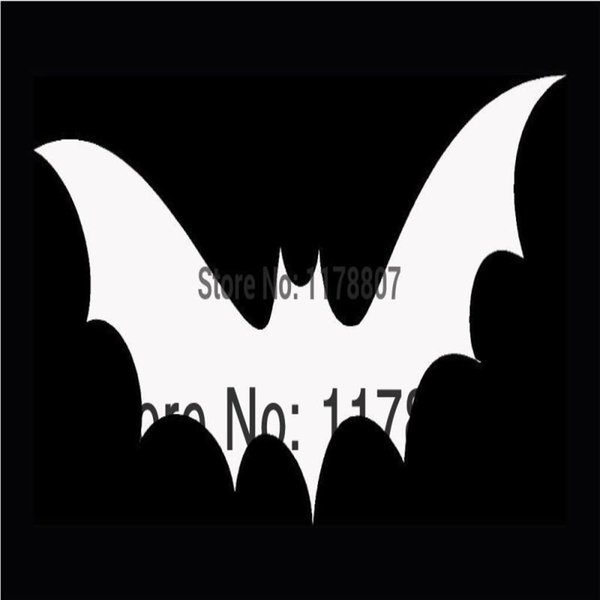 2019 HotMeiNi Wholesale Bat Sticker Halloween Scary Haunting For Car Rear  Windshield Truck Suv Laptop Art Wall Etc Decal From Iyouyou, $30 16 |