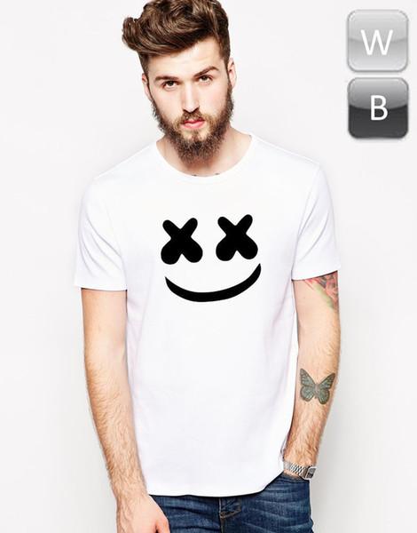 Mens Marshmello T-shirt DJ Mellow Dance House Music Tour DotCom EDM Graphic Gift hoodie hip hop size discout hot new tshirt