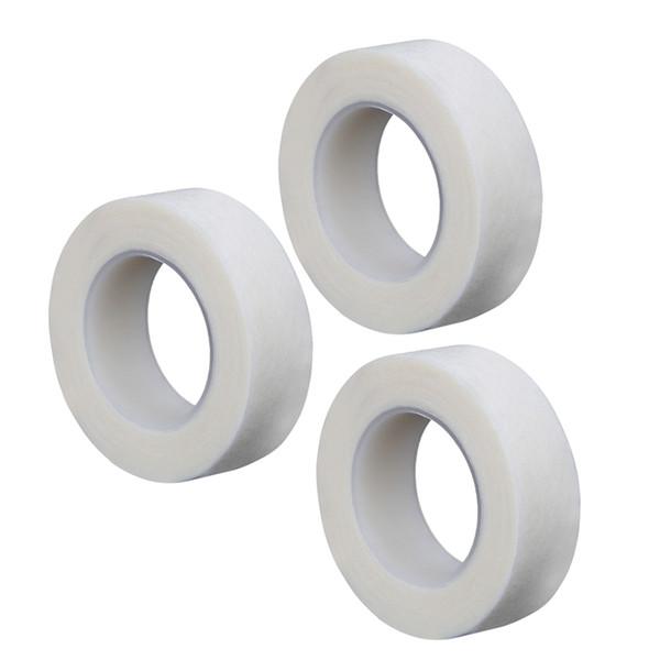 3PCS/Set Eyelash Extension Under Patch Silk Eye Pad Eyelash Shields False Non-woven Wrap Tape Makeup Tool
