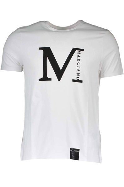 T SHIRT BRODERIE TIGRE MARCIANO