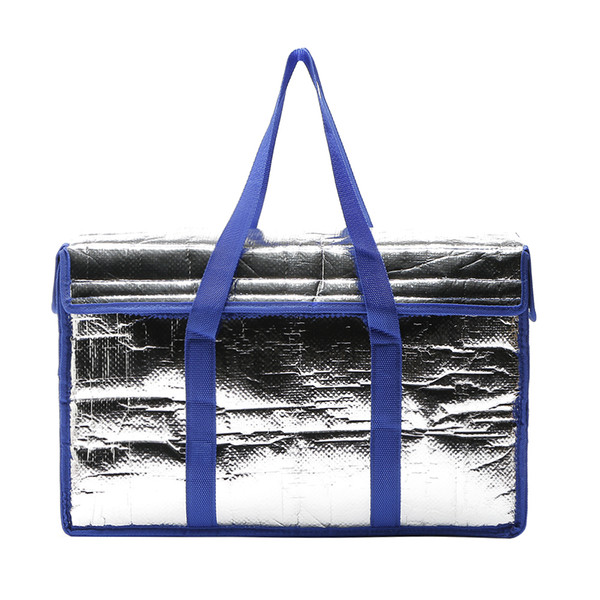 23L thermal big picnic cooler bags insulated vehicle insulation cool ice pack lunch box food fresh carrier bolsa termica C18111501