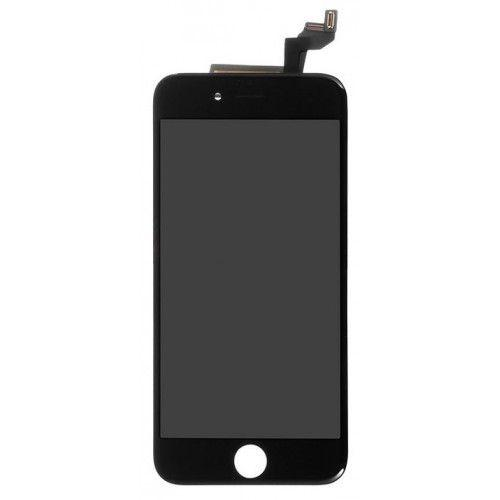 Per Digital Converter Touch Screen LCD Touch Digitale Touch Screen per iPhone 6s + Schermo in vetro Bianco + Nero.