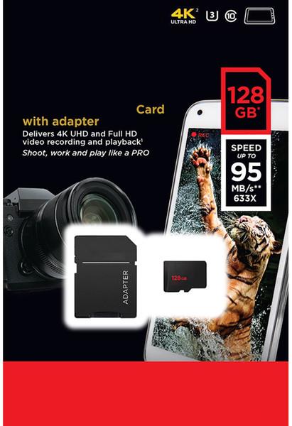 microSDXC 128GB 64GB 32GB Extreme PRO Micro SDHC Class 10 U3 95MB/s V30 A1 UHS-I Card