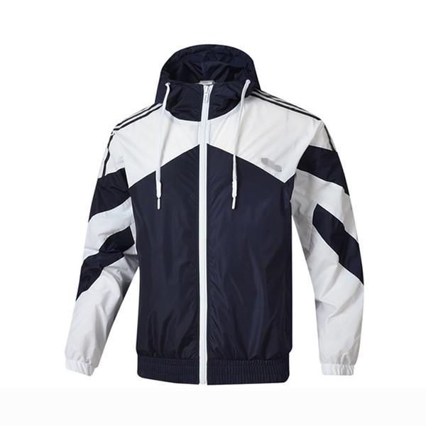 3 Großhandel Herren Jacken Farben Windjacke Druck 4xl Designer Laufen 2019 Mode 3451 Hoodies L Oberbekleidung Mantel Von Sport Reißverschluss 2WDHIE9