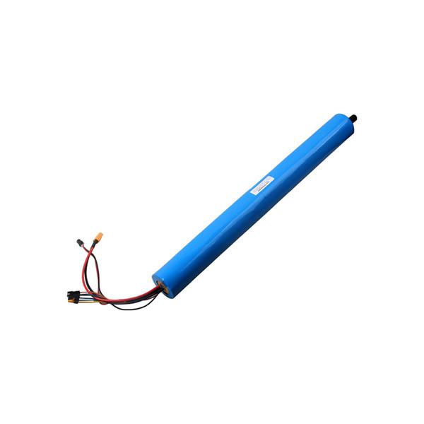 long tube 10S3P 36V 7.5Ah battery for 350W foldable electric skateboard 36V battery pack with BAK 18650CIL inside