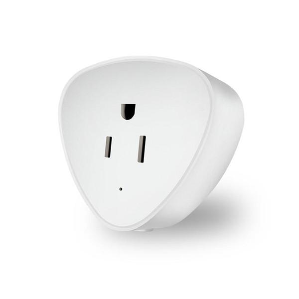 Smart Wifi Socket Home Plugs Switch EE. UU. Plug Phone APP Interruptor de sincronización de toma de corriente teledirigido para Smart Home Automation