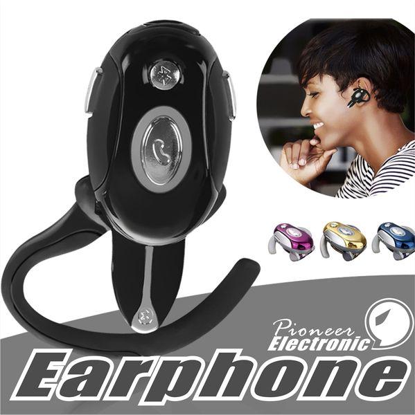 Universal Wireless Bluetooth Kopfhörer H700 Business Handsfree Kopfhörer gefaltete Noise Cancelling Mic Headset für iPhone Samsung Motorola