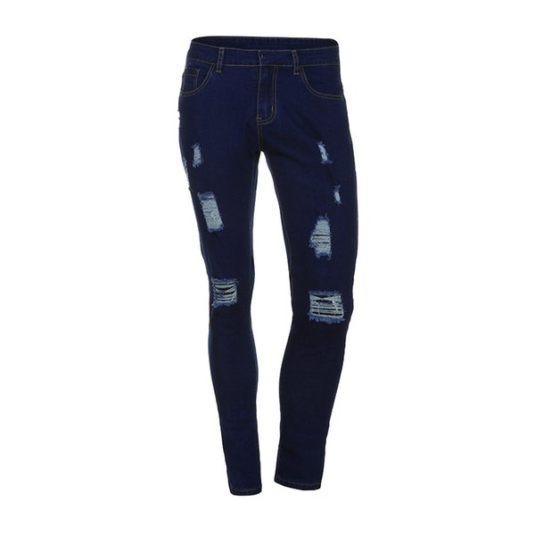 Sunfree Classic Hot Selling Free Shipping Men Pants Business jeans para hombre 2018 men jeans skinny 3L55